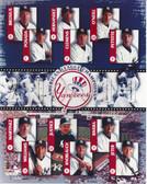 New York Yankees 2000 AL Champions Team 8x10 Photo