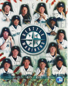 Seattle Mariners 2001 8x10 Team Photo