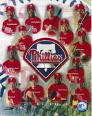 Philadelphia Phillies 2001 8x10 Team Photo