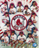 Boston Red Sox 2001 Team 8x10 Photo