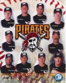 Pittsburgh Pirates 2001 Team 8x10 Photo