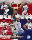 Dominican Republic Baseball Stars 8x10 Photo
