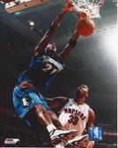 Kevin Garnett Minnesota Timberwolves Slam Dunk 8x10 Photo