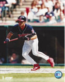 Omar Vizquel Cleveland Indians 8x10 Photo #5