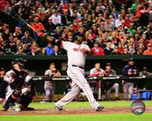 Boston Red Sox David Ortiz  20x24 Stretched Canvas