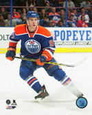 Edmonton Oilers Connor McDavid 40x50 Stretched Canvas