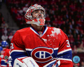 Montreal Canadiens Carey Price 20x24 Stretched Canvas