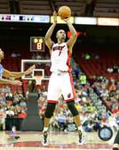Miami Heat Chris Bosh 16x20 Stretched Canvas