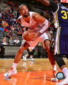 Phoenix Suns Tyson Chandler 20x24 Stretched Canvas