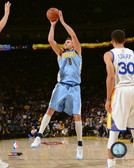 Denver Nuggets Danilo Gallinari 16x20 Stretched Canvas