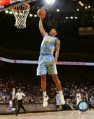 Denver Nuggets Gary Harris 20x24 Stretched Canvas