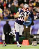 New England Patriots Danny Amendola 20x24 Stretched Canvas