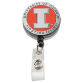 Illinois Fighting Illini #2 Badge Reel