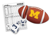 Michigan Wolverines Shake N' Score