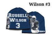 Seattle Seahawks Russell Wilson Beanie