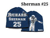 Seattle Seahawks Richard Sherman Beanie