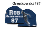 New England Patriots Rob Gronkowski Beanie