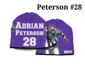 Minnesota Vikings Adrian Peterson Beanie