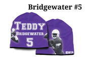 Minnesota Vikings Teddy Bridgewater Beanie