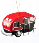 Nebraska Cornhuskers Camper Ornament