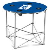 Duke Blue Devils Round Tailgate Table