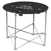 Baltimore Ravens Round Tailgate Table