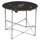 New Orleans Saints Round Tailgate Table