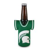 Michigan State Spartans Bottle Jersey Holder
