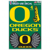 "Oregon Ducks 11""x17"" Ultra Decal Sheet"