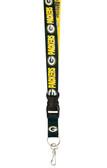 Green Bay Packers Two-Tone Lanyard
