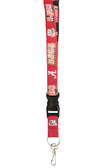 Alabama Crimson Tide Two-Tone Lanyard