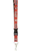 South Carolina Gamecocks Two-Tone Lanyard