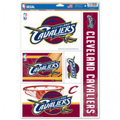 "Cleveland Cavaliers 11""x17"" Ultra Decal Sheet"