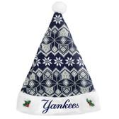 New York Yankees Knit Santa Hat - 2015