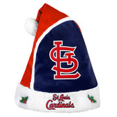 St. Louis Cardinals Basic Santa Hat - 2015