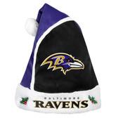 Baltimore Ravens 2015 Basic Santa Hat