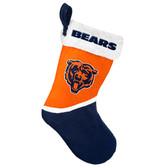 Chicago Bears Basic Holiday Stocking - 2015