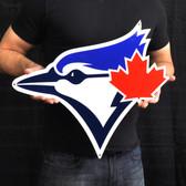 "Toronto Blue Jays 20"" Lasercut Steel Logo Sign"