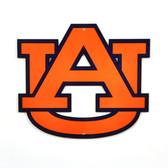 "Auburn Tigers 12"" Lasercut Steel Logo Sign"