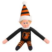 Baltimore Orioles Plush Elf