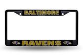 Baltimore Ravens Black Frame