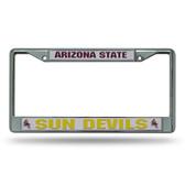 Arizona State Sun Devils Chrome Frame