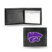 Kansas State Wildcats  Embroidered Billfold
