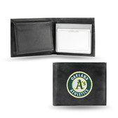 Oakland Athletics  Embroidered Billfold