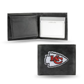 Kansas City Chiefs   Embroidered Billfold