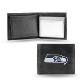 Seattle Seahawks Embroidered Billfold