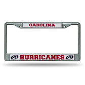 Carolina Hurricanes Chrome Frame