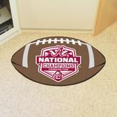 Alabama Crimson Tide 2015-16 College Football Champions Football Mat