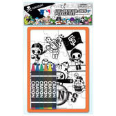 San Francisco Giants Tokidoki Color Your Own Puzzle