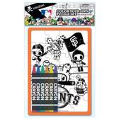 San Francisco Giants Tokidoki Color Your Own Puzzle